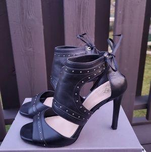 Vince Camuto Black High Heel Sandals